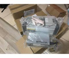 Antminer S9 13.5 TH/s + PSU APW3 - Bitmain