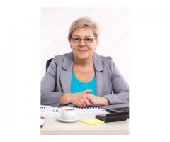 Gloria Broun finansal hizmet.