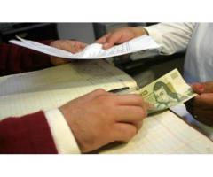 Potpora za kredite i financije