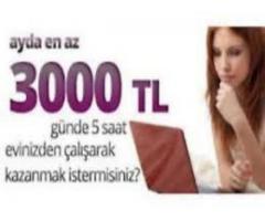 Türkiye'nin en büyük görüntülü sohbet sitesinde model ol