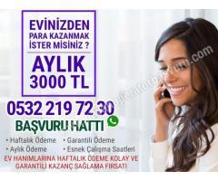 TELEFON SOHBET OPERATÖRLERİ ARANMAKTADIR