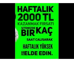 AYLIK 4500 TL