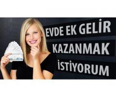 Bayanlara İnternetten Para Kazanma İmkanı