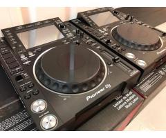 2x Pioneer CDJ-2000NXS2 + 1x DJM-900NXS2 mixer cost $ 2000USD , Whatsapp Chat : +27837724253