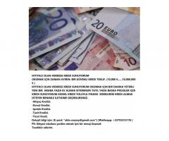 Hızlı ve güvenilir kredi servisi