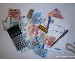 Ciddi özel kredi teklifi