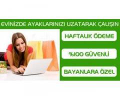 SAAT BAŞI 34 TL KAZAN PAZARTESİ BANKA HESABINA AL