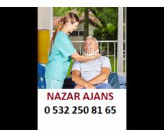 amasyada hasta  bakıcı,0 532 250 81 65