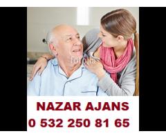 karamanda hasta bakıcısı,yaşlı bakıcısı,0  532 250 81 65