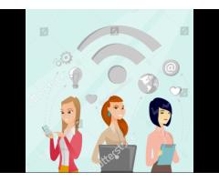 Bayanlara evlerinden çalışarak - Sohbet Saatte 34 TL