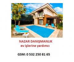 istanbul,da evişlerine yatılı yardımcı 0 532 250 81 65