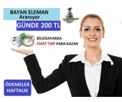 BAYANLARA EN ÇOK KAZANDIRAN SİTEYİZ !!!
