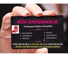 Zonguldak Devrek gündüzlü hasta bakıcısı arayanlar = Nisa Danışmanlık