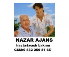karabük/eflani/safranbolu/ovacık/eskipazar/yenice geneli hasta bakıcı.