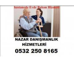 Denizli'de hasta bakıcı Merkezefendi Kale Pamukkale Tavas Çivril Sarayköy geneli hasta bakıcı