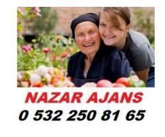 Diyarbakır'da hasta bakıcı Diyarbakır'da yatılı yaşlı bakıcısı
