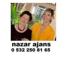 Girne'de hasta bakıcı Girne'de yaşlı bakıcısı Girne'de yatılı bakıcı 7/24 hizmet