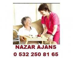 Uşak'ta hasta bakıcı Uşak'ta yaşlı bakıcısı Uşak'ta yatılı yabancı hasta bakıcısı