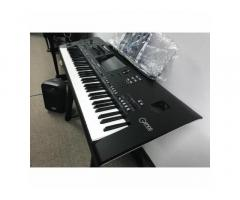 Yamaha Genos XXL Set / korg pa4x