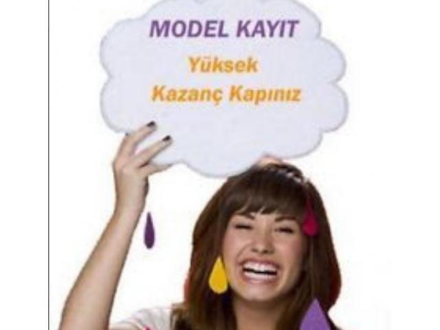 Canlialem Model Kayıt - Bayanlara Evden iş İmkanı