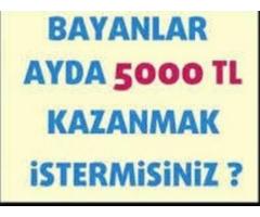 Türkiyenin İlk Sitesinde Çalışın