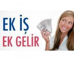 Ek Gelir - Part Time - Sohbet Opertörü