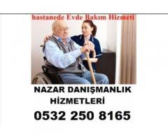 MEZİTLİ,de hasta bakıcısı,yaşlı bakıcısı,yatılı bakıcı,evde hasta bakıcı.