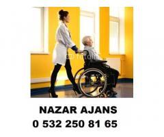 kilisde hasta bakıcı,yaşlı bakıcısı,evde hasta bakıcı hizmeti.0 532 250 81 65