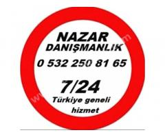 Trabzon'da yaşlı bakıcısı