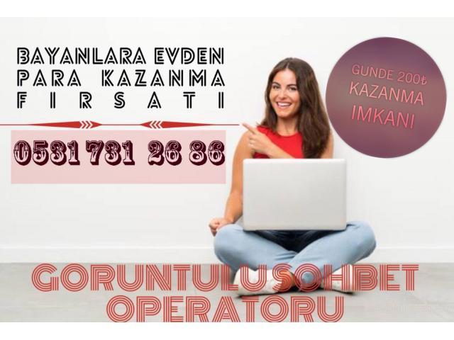 Goruntulu Sohbet Operatoru