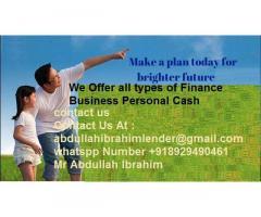 International Loans Personal Loans?