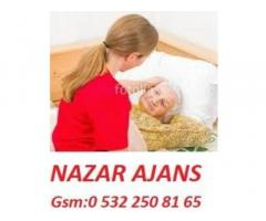 Amasya'da hasta bakıcı Amasya'da yaşlı bakıcısı Amasya'da yatılı bakıcı
