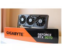 GeForce RTX 3070 Graphic Card 400 euros