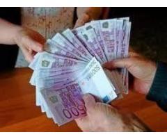 Kayıtsız ve gelirsiz anında kredi