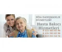 Zonguldak Çaycuma Hasta Yaşlı Bakımında Uzman Hasta Bakıcı Temini