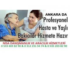 Zonguldak Gökçebey Hasta Yaşlı Bakımında Uzman Hasta Bakıcı Temini