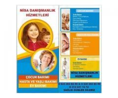 Muş Bulanık refakatçi - hasta bakıcısı - yaşlı bakıcısı hizmetleri