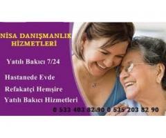 Siirt Pervari refakatçi - hasta bakıcısı - yaşlı bakıcısı hizmetleri